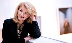 Arianna Huffington is one of the business leaders who has taken part in discussions at The Girls' Lounge in Davos.