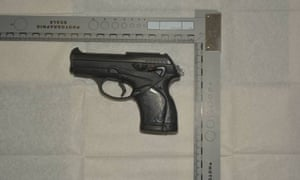Merseyside police seize gun said to have been used in 19