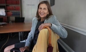 Prof Geraldine Van Bueren