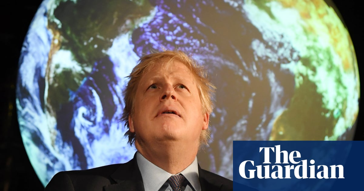 Top business leaders call on Boris Johnson to set out green recovery plan