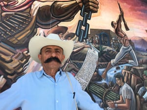 Jorge Zapata González says Amlo has 'done the opposite of what he promised'.