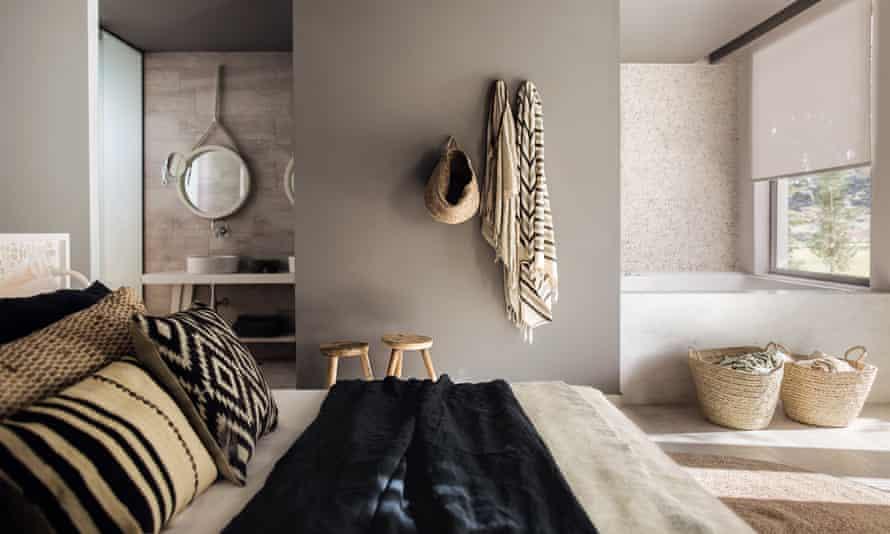 Casa Cook bedroom, Rhodes