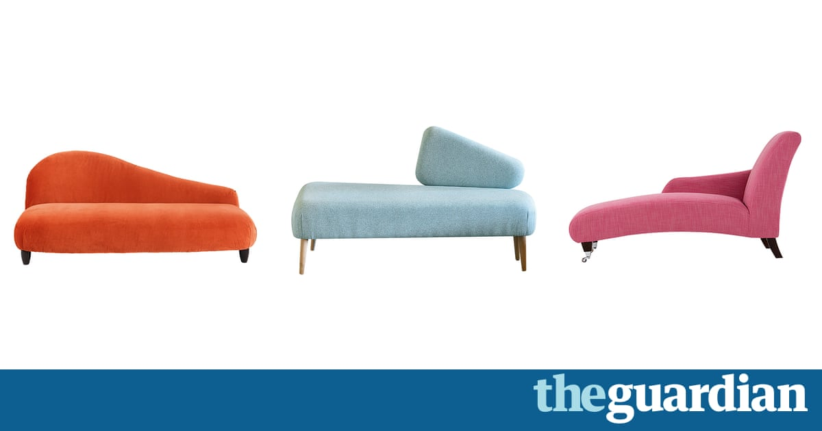10 of the best chaise longues in pictures fashion for 1 zitsbank met chaise longue