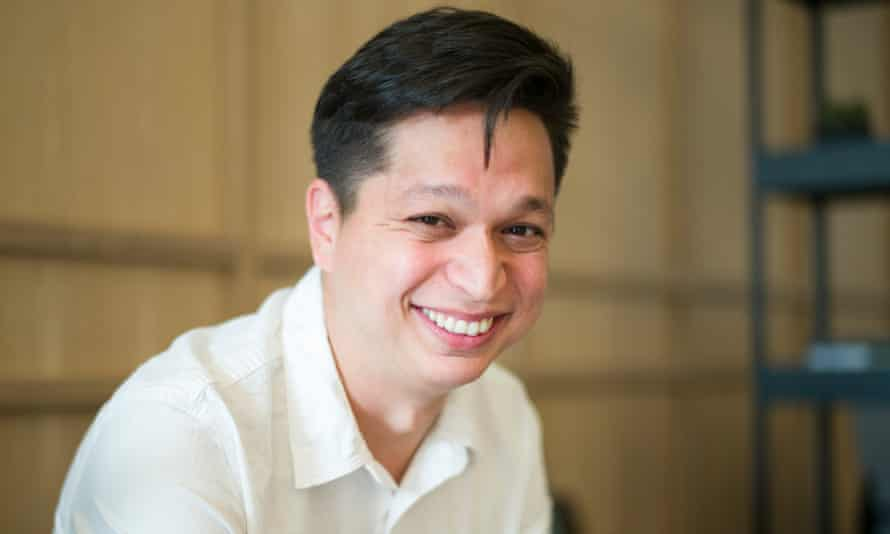 Ben Silbermann says Pinterest 'is for saving ideas, not riling people up or big statements'.