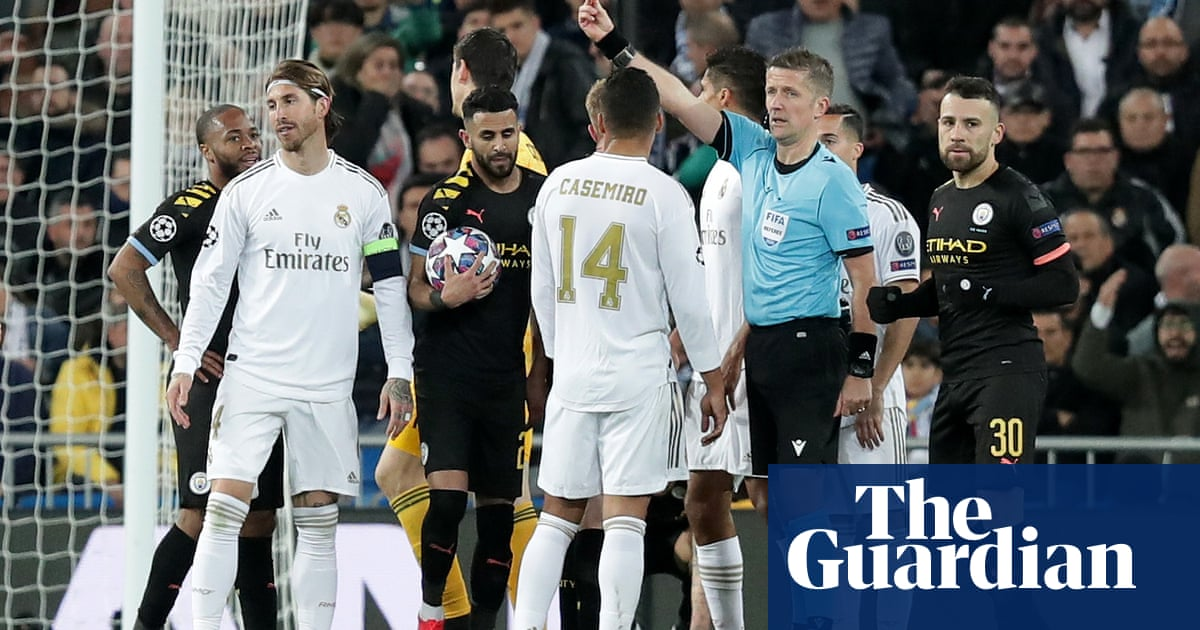 There is something shifting at Real Madrid, some sense of vulnerability   Sid Lowe