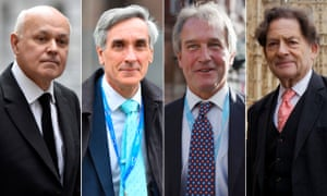 The Conservative Brexiters