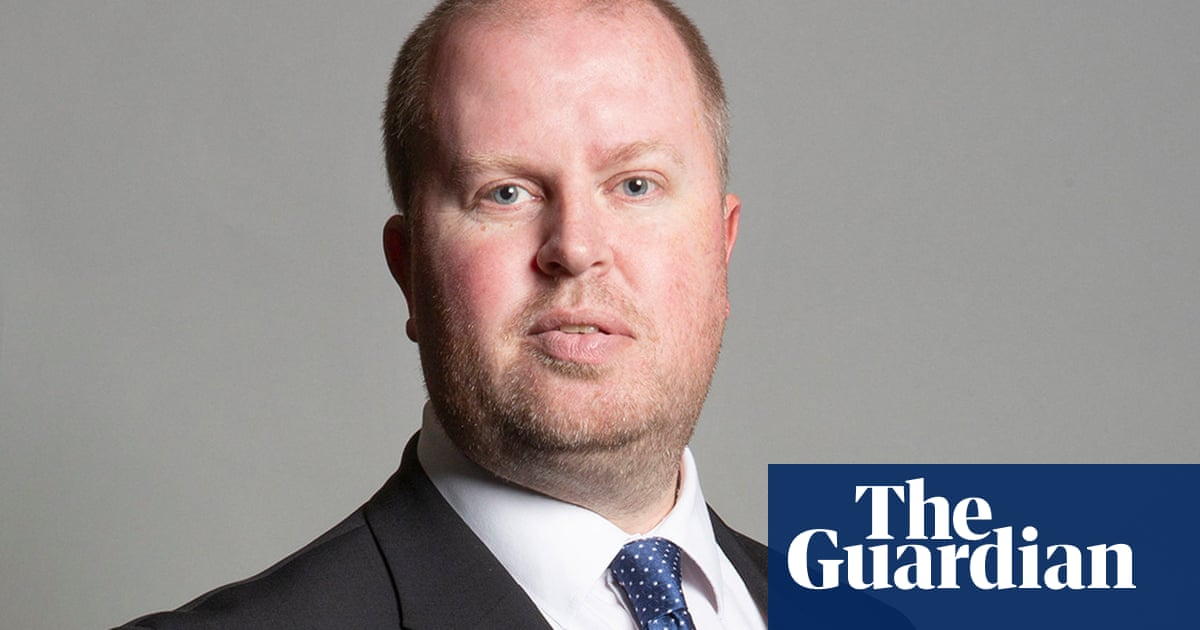 Commons suspends Tory MP Rob Roberts over sexual harassment