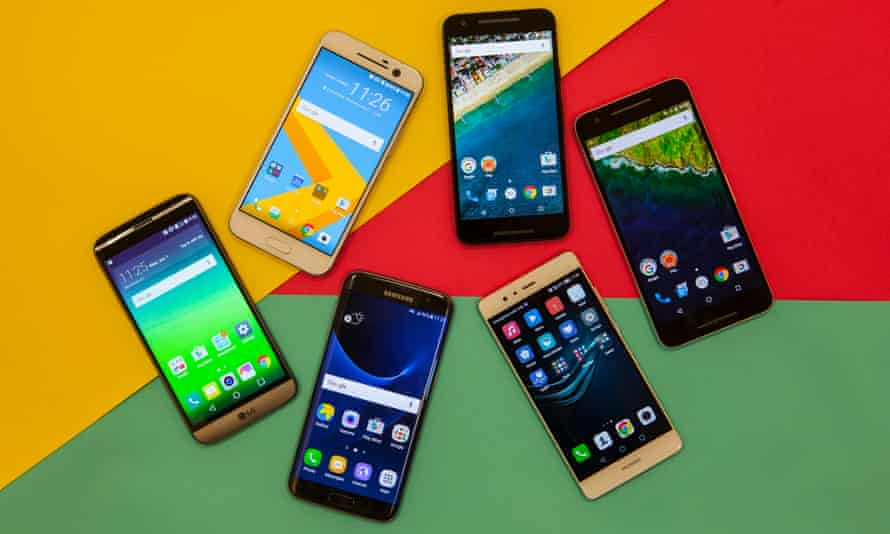 android smartphones