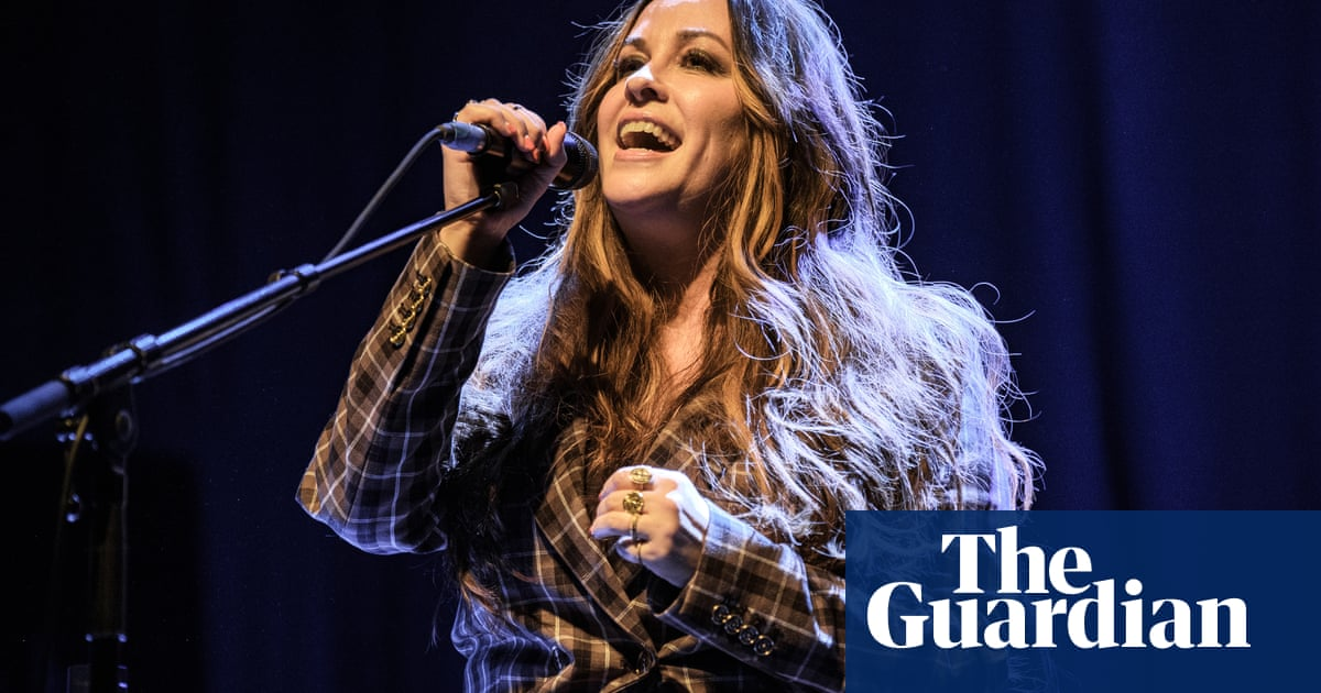 Alanis Morissette criticises 'salacious agenda' of HBO film about her life