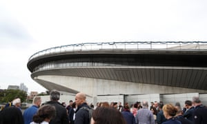 The Tokyo Metropolitan Gymnasium, which will host the table tennis events at the 2020 Tokyo Summer Olympic Games