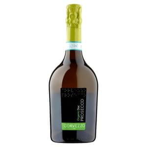 Corvezzo Organic Prosecco.