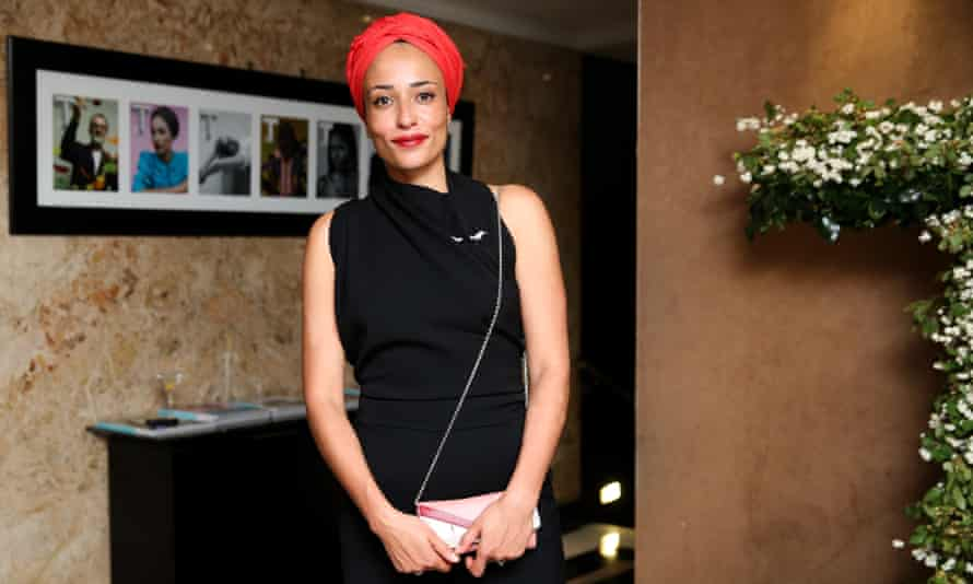 Zadie Smith has been chronicling London life since her first novel White Teeth in 2000.