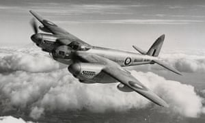 Flying miracle … the De Havilland Mosquito.