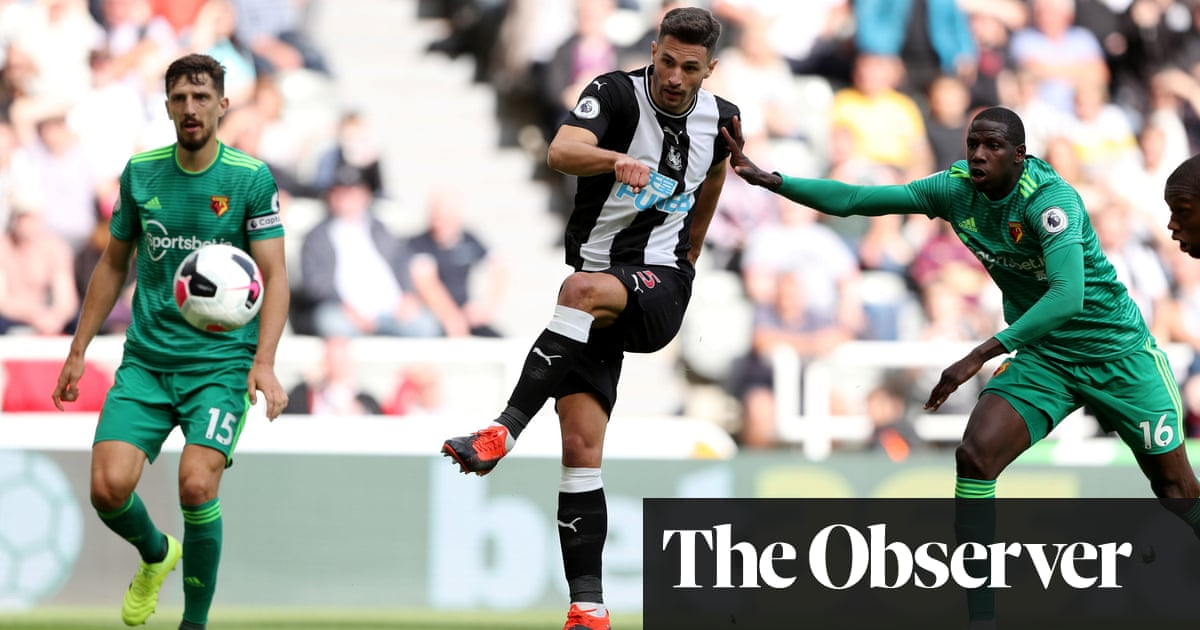 Fabian Schär's scrappy strike salvages draw for Newcastle against Watford