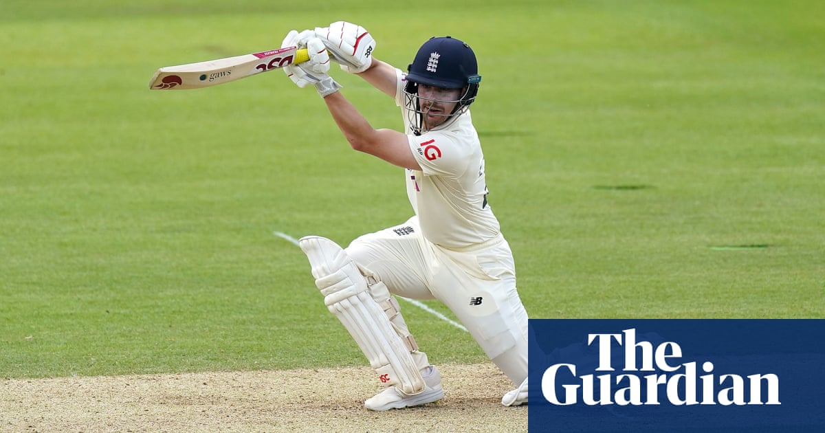 Rory Burns leads England revival after Devon Conway's 200 for New Zealand