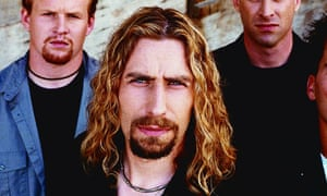Chad Kroeger of Nickelback, married to Lavigne in 2013.