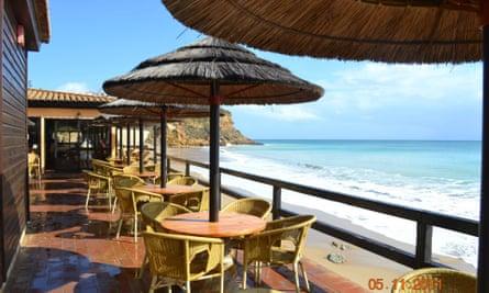 Burgau Beach Bar