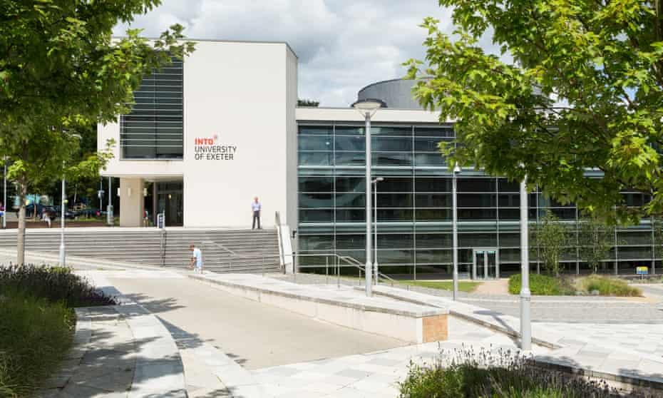 Exeter university