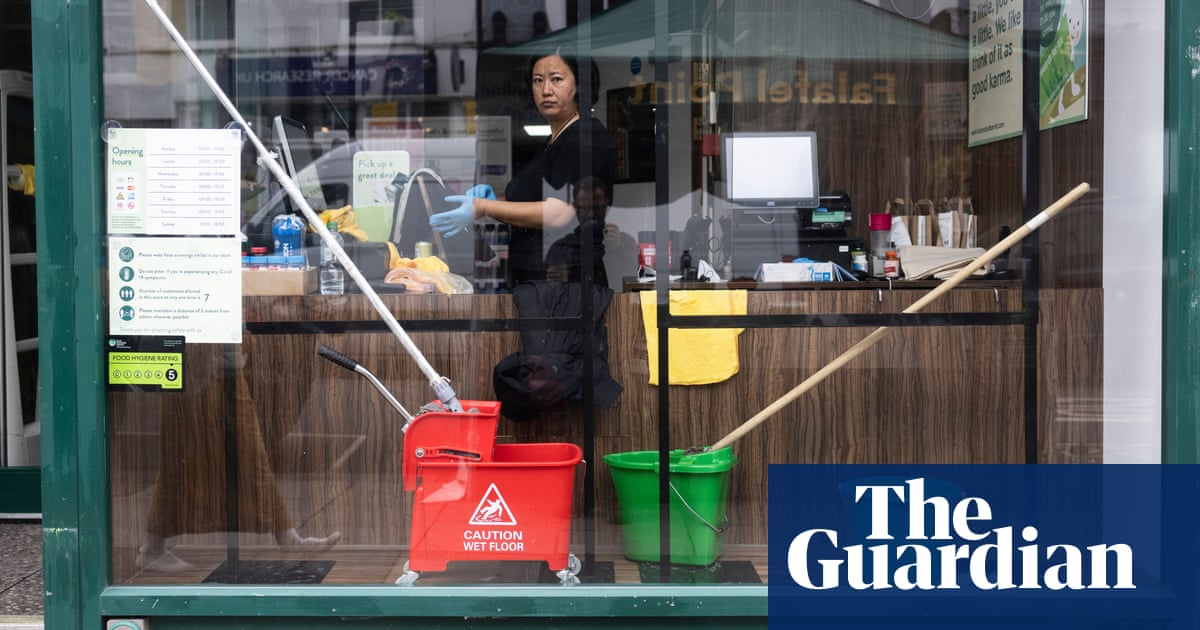 London floods: 'We had water gushing at us from all angles'
