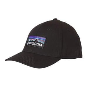 P-6 baseball cap, £30, Patagonia