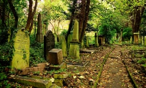 Abney Park cemetery, Stoke Newington, London