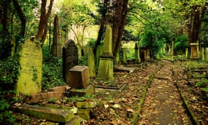 Abney Park cemetery, Stoke Newington, London – an enchanted necropolis.