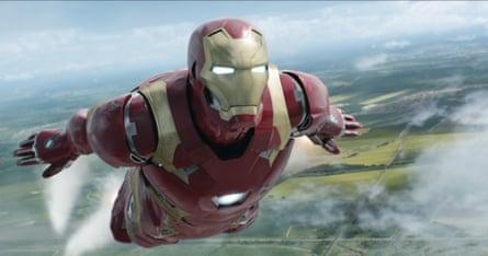 Tony Stark: hooking up with Aunt May