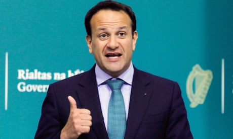 Irish taoiseach Leo Varadkar denies picnic with friends was Covid-19 rule breach