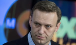 Alexei Navalny 'scores low ratings in the polls, but he is a charismatic orator and his message about official corruption in the inner circle is powerful.'
