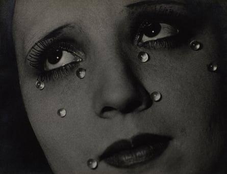Man Ray 1890-1976 Glass Tears 1932