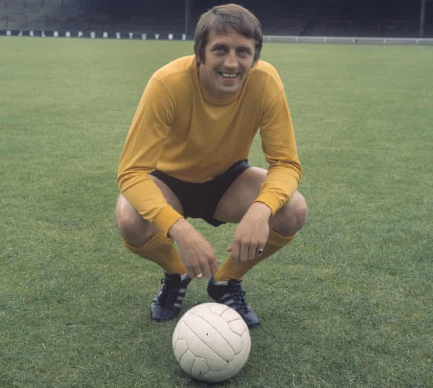 chris chilton pictured in 1970.