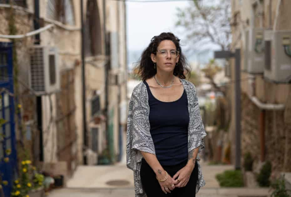 'There is an urgent need for change that will bring this violence to an end': Yael Lotan.