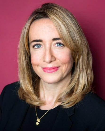 Katharine Viner, editor-in-chief of the Guardian