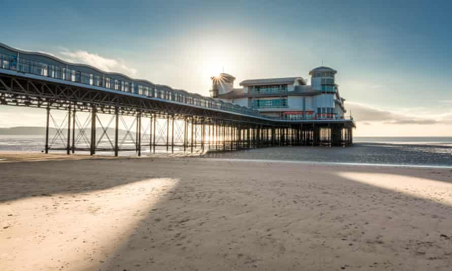 Weston-super-Mare's Grand Pier
