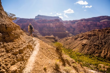 Grand Canyon: the crevices will ring.