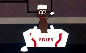 South Park's Mr Hankey. Photograph: Allstar/Comedy Central