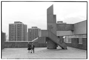Cruddas Park, Elswick, 1989