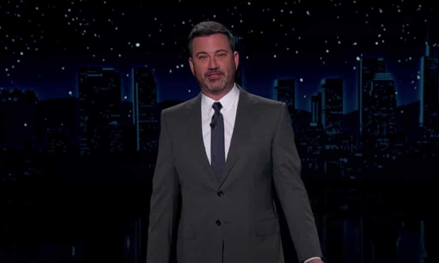 Jimmy Kimmel: The only way Wisconsin is getting $8m from Donald Trump is if it has sex with him 63 times.'