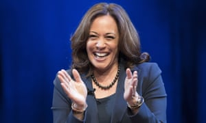 Kamala Harris, Democratic senator for California, at an event in Washington earlier this month