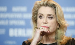 Catherine Deneuve, the French film star whose signature drew international attention to the open letter last week.