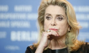 "French critics of #MeToo, including actress Catherine Deneuve, view the movement as ""American puritanism"""