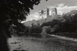 Durham Cathedral, August 1979
