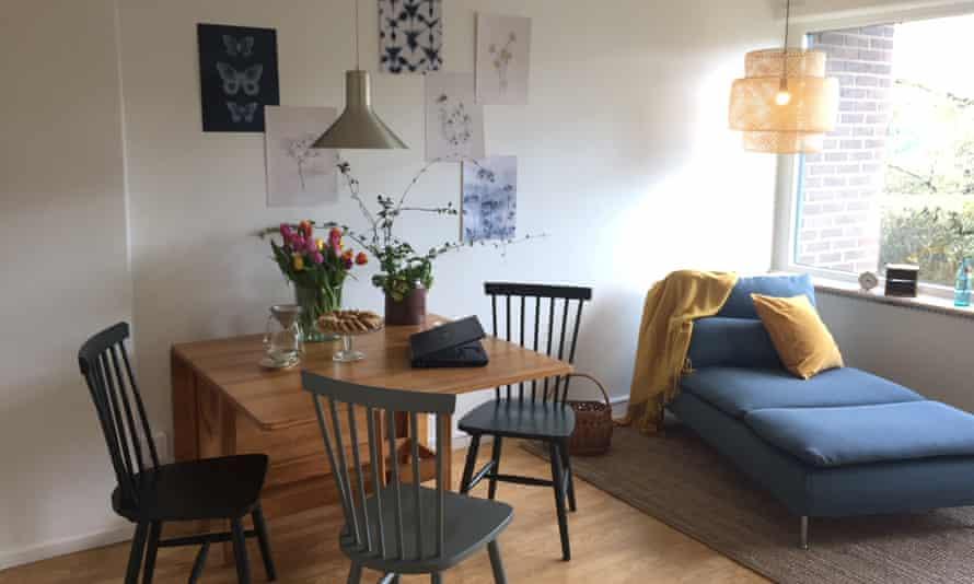 A Sällbo apartment.