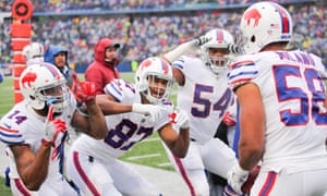 The Buffalo Bills are contenders in the AFC East