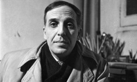 Philip Guston in New York, 1952.