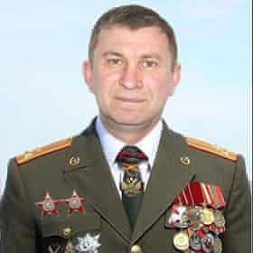 Sergei Dubinskiy.
