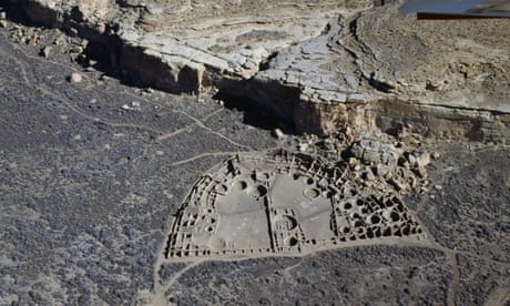 'As close as the US gets to Egypt's pyramids': how Chaco Canyon is endangered by drilling