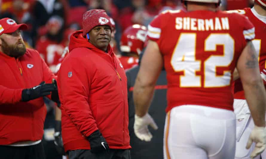 Eric Bieniemy was not offered a head coaching role to fill any of the January vacancies in the NFL
