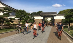 A two-wheel tour with Cycle Osaka