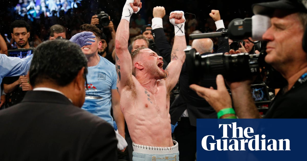 5f0e3081 Carl Frampton upsets Léo Santa Cruz for WBA featherweight title ...